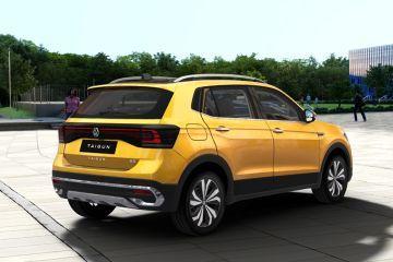 Volkswagen Taigun Rear Right Side