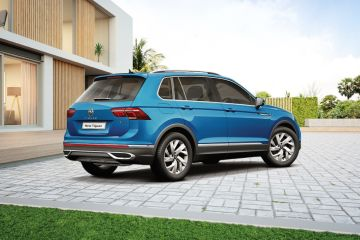 Volkswagen Tiguan 2021 Rear Right Side