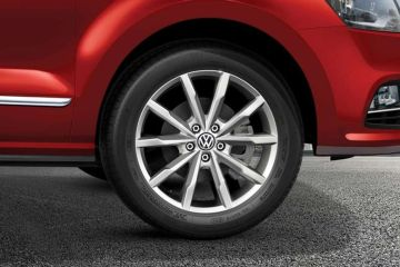 Volkswagen Polo Wheel