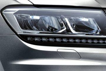 Volkswagen Tiguan Headlight