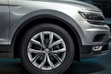 Volkswagen Tiguan Wheel