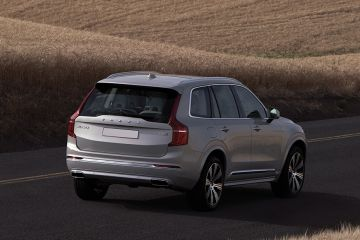 Volvo XC90 Rear Right Side