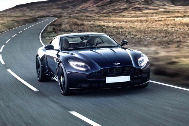 Aston Martin DB11 Front Left Side Image