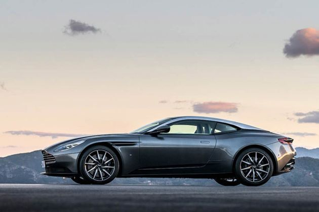 Aston Martin DB11 Side View (Left)  Image