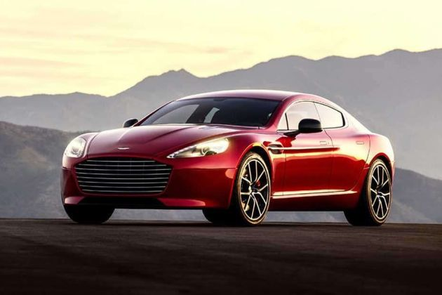 Aston Martin Rapide Price, Images, Review & Specs