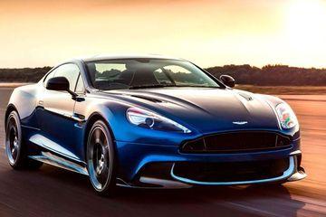 Aston Martin Vanquish Price Images Mileage Reviews Specs