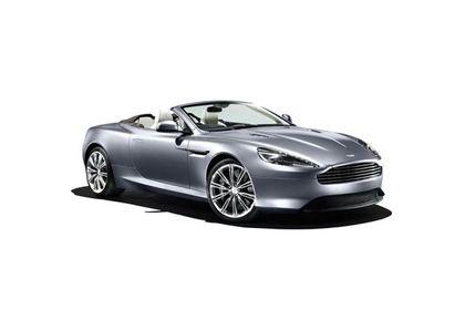 Aston Martin Virage Front Left Side Image