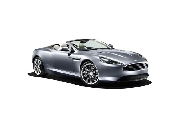 Aston Martin Virage Front Left Side Image