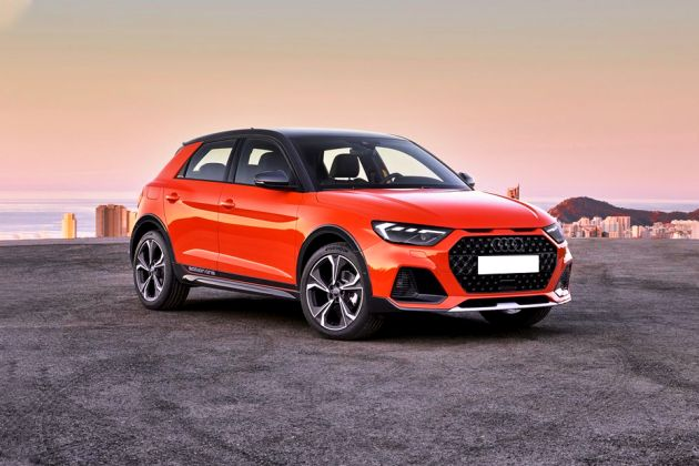 Audi A1 Front Left Side Image