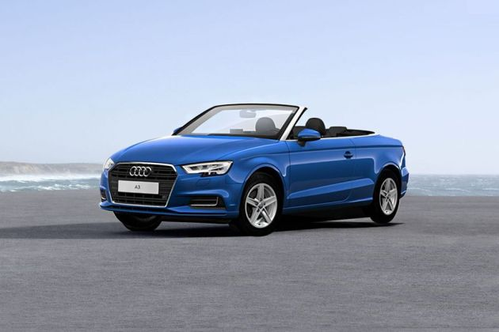 Audi A3 cabriolet Front Left Side Image