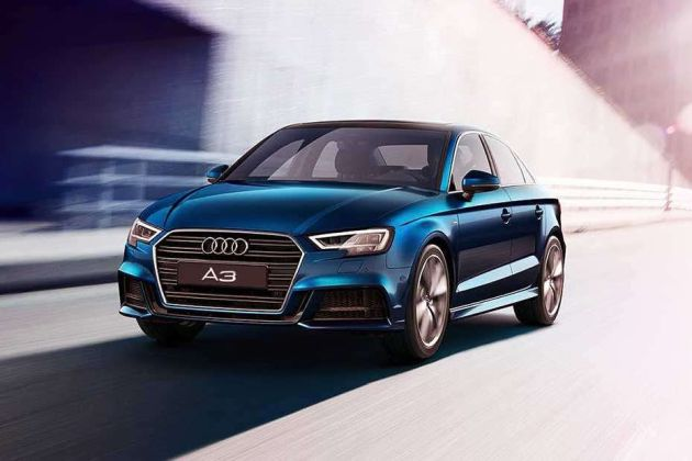 Audi A3 Price In India On Road