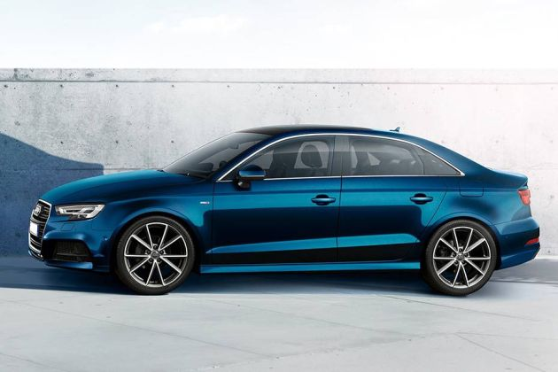 Audi A3 Side View (Left)  Image