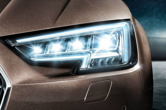 Audi A Price Festive Offers Images Review Specs - 2018 audi a4 headlights