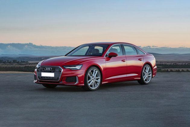 Audi A6 2019 Front Left Side Image