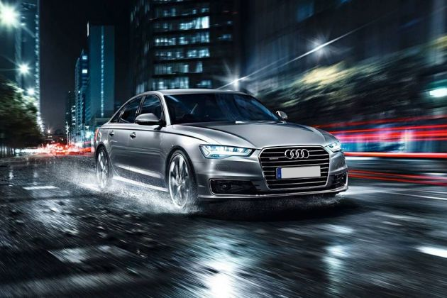 Audi A6 2015-2019 Front Left Side Image