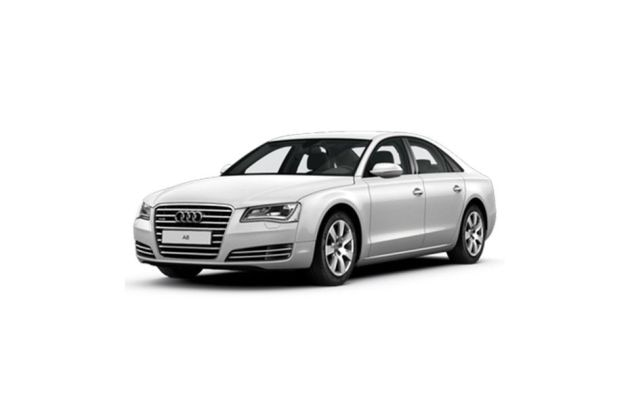 Audi A8 2010-2013 Front Left Side Image