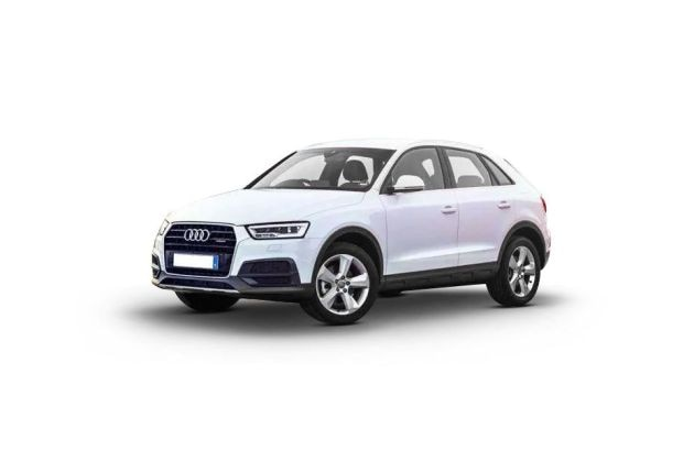 Audi Q3 2012-2015 Front Left Side Image