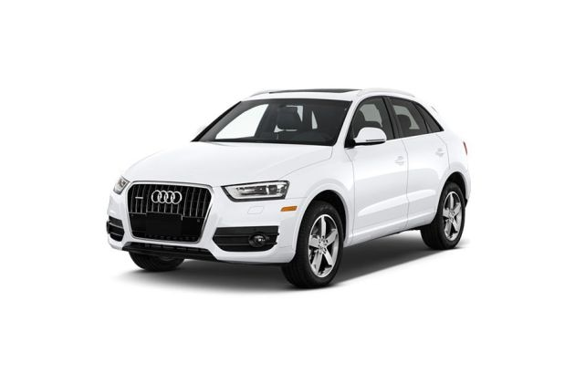 Audi Q3 2015-2017 Front Left Side Image