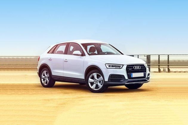 Audi Q3 Front Left Side Image