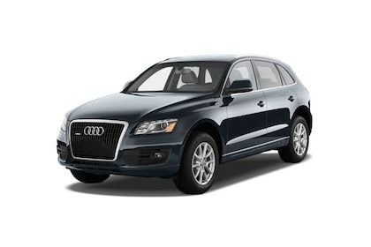 Audi Q5 2008-2012 Front Left Side Image