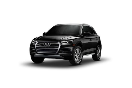 Audi Q5 2012-2017 Front Left Side Image