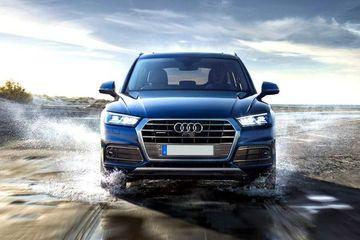 Audi Q5 Front View Image