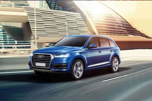 Audi Q7 Price Images Review Mileage Specs