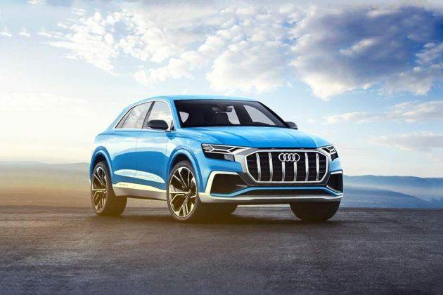Audi Q8 Price In India Launch Date Images Specs Colours