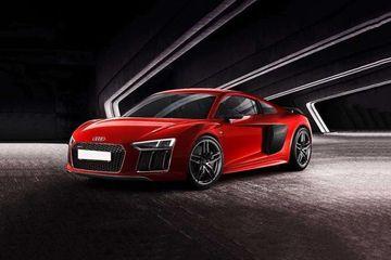 Audi R8 Front Left Side Image