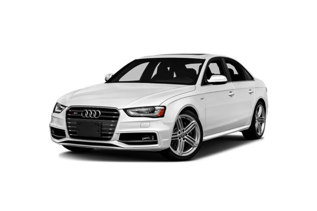 Audi S4 Front Left Side Image