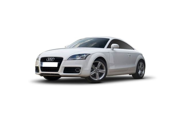 Audi TT 2006-2014 Front Left Side Image