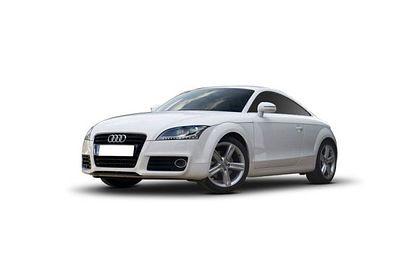 Audi TT 2006-2014 Front Left Side Image