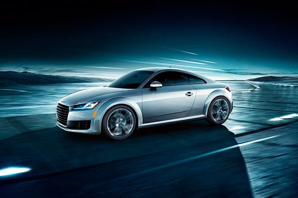 Audi TT 2019 Front Left Side Image