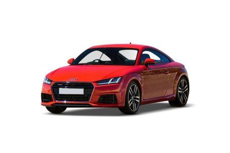 Audi TT Front Left Side Image