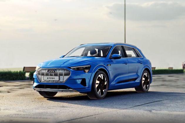 Audi e-tron Insurance Quotes