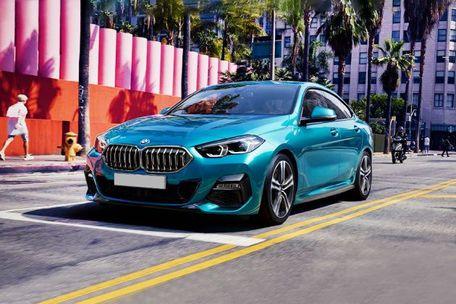 BMW 2 Series Front Left Side Image