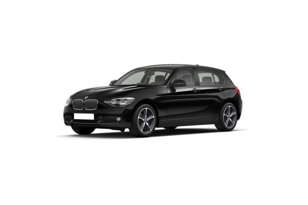 BMW 1 Series 2013-2015 Front Left Side Image