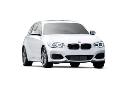 BMW 1 Series Front Left Side Image