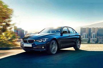 BMW 3 Series Front Left Side Image