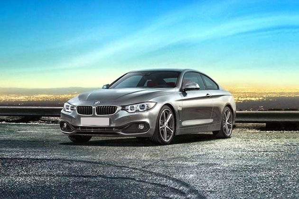 BMW 4 Series Front Left Side Image