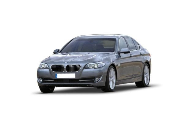 BMW 5 Series 2010-2013 Front Left Side Image