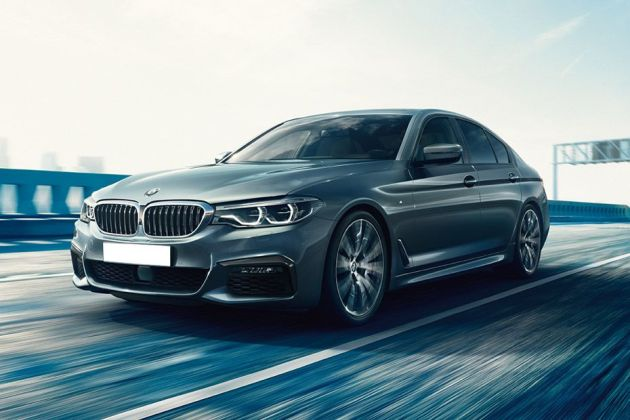 BMW 5 Series Price (September Offers!), Images, Review & Specs