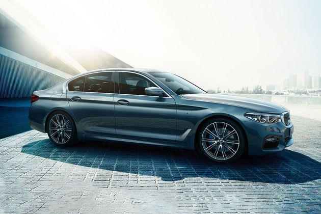 Bmw 5 Series Price Images Review Specs