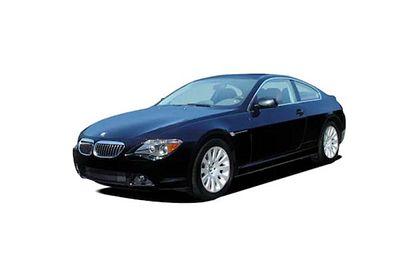 BMW 6 Series 2008-2011 Front Left Side Image