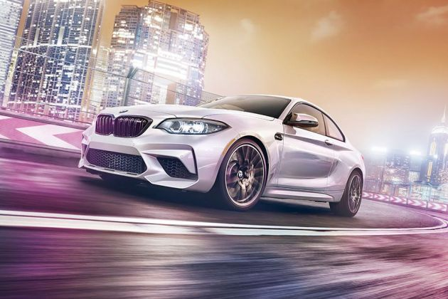 BMW M2 Front Left Side Image