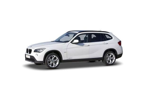 BMW X1 2010-2012 Front Left Side Image
