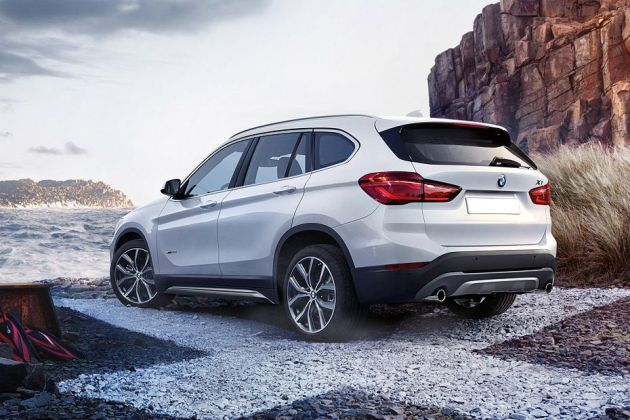 BMW X1 sDrive 20d xLine On Road Price (Diesel), Features