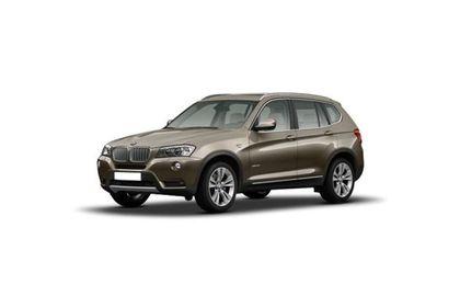 BMW X3 2011-2013 Front Left Side Image