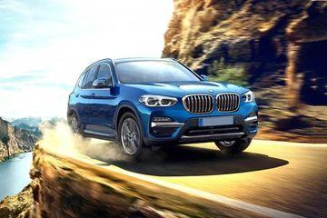 BMW X3 Front Left Side Image
