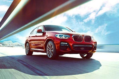 BMW X4 Front Left Side Image